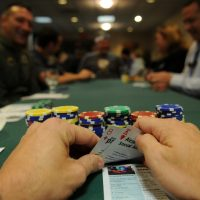 The History of Poker's Gambling Question
