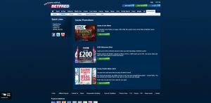 Betfred casino promotions