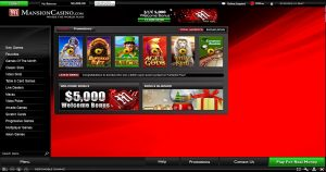 Mansion Casino download