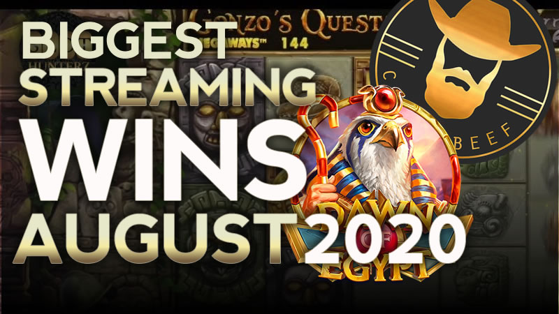Biggest Streaming Wins August 2020